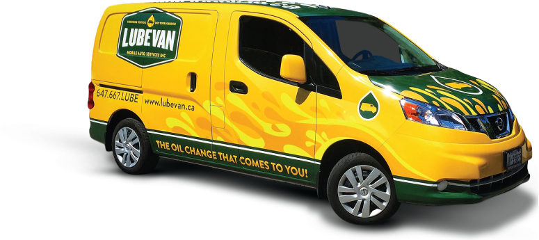 LubeVan Mobile Oil Change